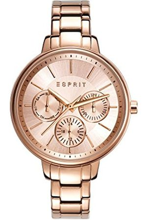 Women Watches - Esprit Melanie Women's Quartz Watch with Dial Analogue Display and Stainless Steel Bracelet ES108152003