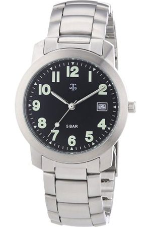 Men Watches - Gents Stainless Steel Luminous Numbers and Pointer 1220.4297