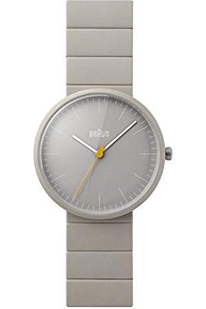 Men Watches - Men's Quartz Watch with Black Dial Analogue Display and Ceramic Strap BN0171BKBKG