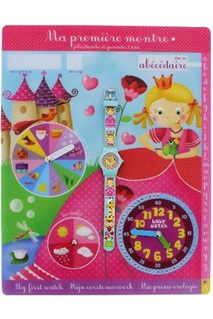 Girls Watches - Baby Abc Watch Petite Reine-Girls'Watch Digital Quartz way 6 Years Plastic Strap Dial