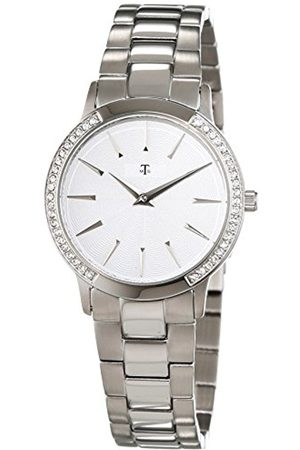 Women Watches - Women's Quartz Watch Analogue Display and Stainless Steel Strap 3033.44.91