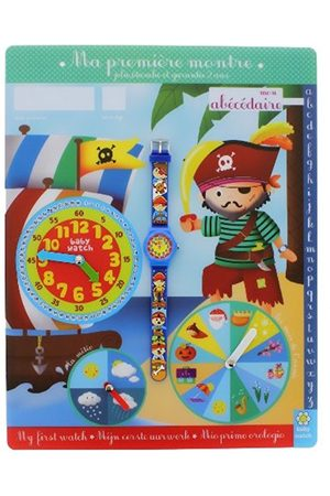 Boys Watches - Abc Corsaire_1 Abc Corsaire_1 - Wristwatch Boy's Child, Plastic