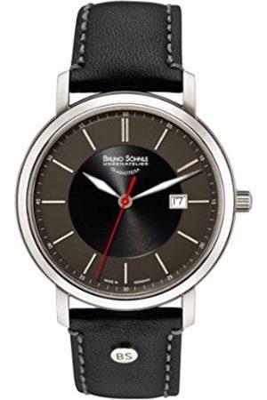 Bruno Soehnle Bruno Söhnle Men's Watch Analogue Quartz Leather Legato 17 - 13138 Pump