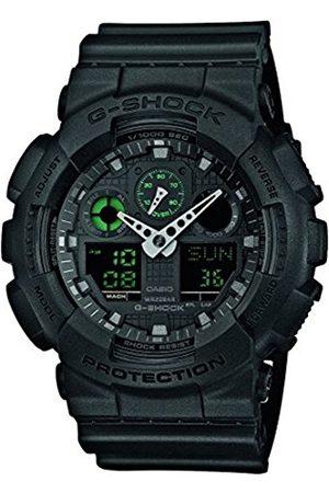 Men Watches - Casio G-Shock Men's Watch GA-100MB-1AER