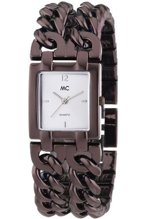 Women Watches - MC Ladies Watch Metal Band Quartz Analog Time Trend 50273