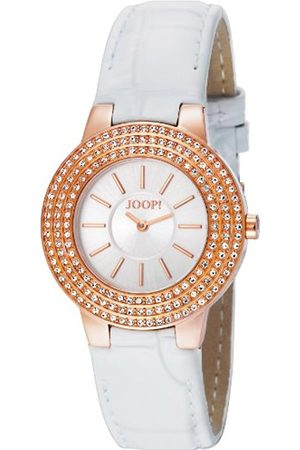 JOOP! Joop Nova Women's Quartz Watch with Dial Analogue Display and Leather Strap JP100992S03