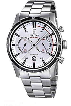 Men Watches - Festina Gents Watch Chronograph Quartz Stainless Steel XL F16818 / 1