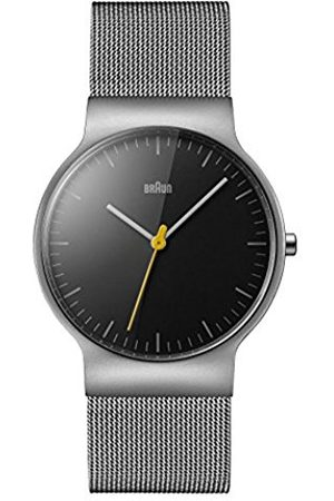 Men Watches - Men's Quartz Watch with Dial Analogue Display and Stainless Steel Bracelet