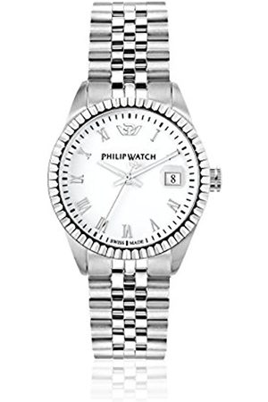 Philip Watch Philip Caribe Women's Quartz Watch with Dial Analogue Display and Stainless Steel Strap R8253597515