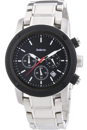 Men Watches - Chronograph Gents Stainless Steel Very Stable 16964297