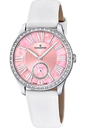 Women Watches - Women's Quartz Watch with Baby Dial Analogue Display and Leather Strap C4596/2