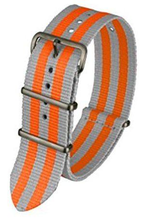 Davis Bnn3bgrey- -20 - Unisex Watch - Nylon Strap