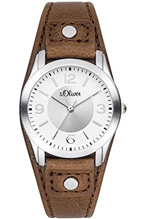 Women Watches - s.Oliver Ladies Watch XS Analogue Quartz Leather SO - 2946–LQ