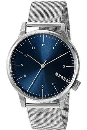 Komono Men's Analogue Quartz Watch with Polyurethane Strap - KOM-W2353