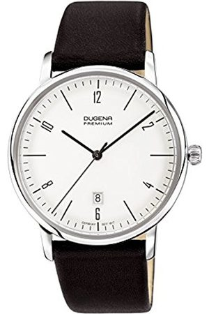 Men Watches - Men's Premium Quartz Watch with Dial Analogue Display and Leather Strap
