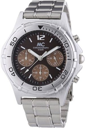 Men Watches - Men's Quartz Watch 25103 with Metal Strap