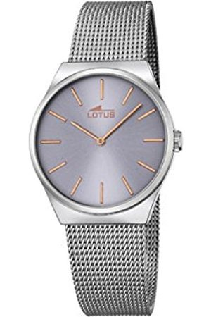 Women Watches - Lotus Women's Quartz Watch with Dial Analogue Display and Stainless Steel Bracelet 18288/2
