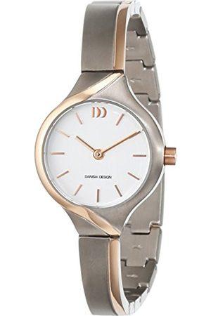 Women Watches - Danish Design Women's Quartz Watch 3326608 with Metal Strap