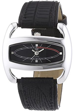 Women Watches - Women's Quartz Watch with Dial and Leather Strap 422-1005-44