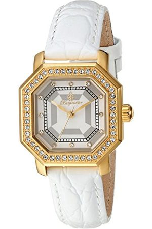 Women Watches - Women's Quartz Watch with Dial Analogue Display and Leather Bracelet BM168-286