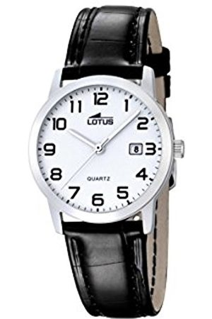 Women Watches - Lotus Women's Quartz Watch with Dial Analogue Display and Leather Strap 18240/1