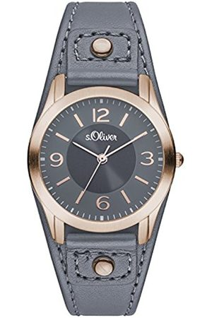 Women Watches - s.Oliver Ladies Watch XS Analogue Quartz Leather SO - 2947–LQ