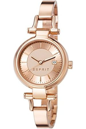 Women Watches - Esprit Zoe Women's Quartz Watch with Dial Analogue Display and Stainless Steel Bracelet ES107632006