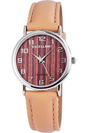 Excellanc Women's Quartz Watch 195027600193 with Leather Strap