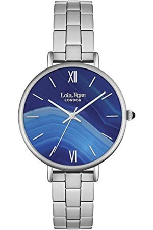 Lola Rose Women's Quartz Watch with Dial Analogue Display and Alloy Bracelet LR4001