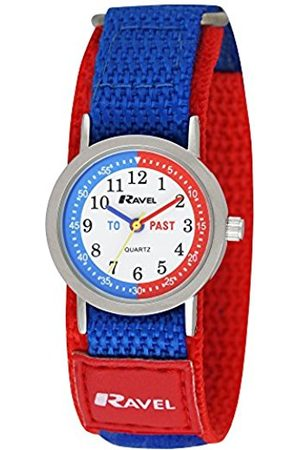 Boys Watches - Ravel Children's Timeteacher Strap Watch