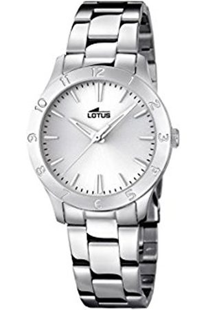 Women Watches - Lotus Women's Quartz Watch with Dial Analogue Display and Stainless Steel Bracelet 18138/1