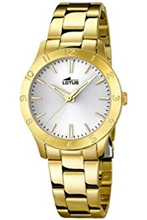 Women Watches - Lotus Women's Quartz Watch with Dial Analogue Display and Stainless Steel Plated Bracelet 18140/1