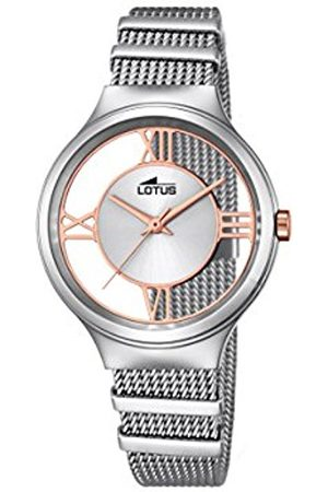 Women Watches - Lotus Women's Quartz Watch with Dial Analogue Display and Stainless Steel Bracelet 18331/1