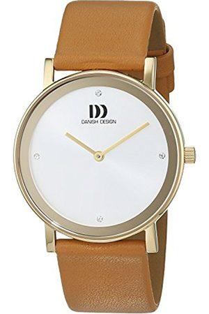 Women Watches - Danish Design Women's Quartz Watch 3320209 with Leather Strap