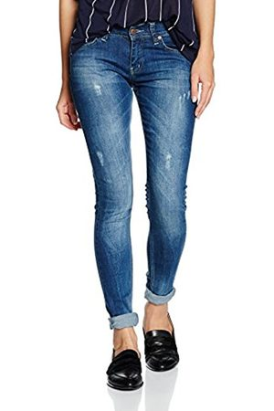 Womens Bleached Style Jeans Toni Ellen Cheap Sale Popular neRxQ