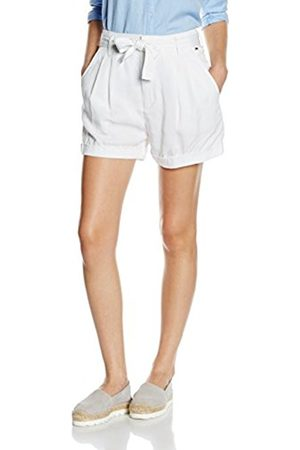 Tommy Hilfiger Women's Extreme Highwaist PLT shortCHATW GD Shorts, (Classic )