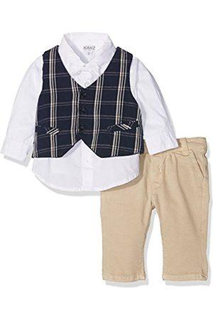 Boys Blazers - Kanz Boy's Weste + Hemd 1/1 Arm + Hose Suit