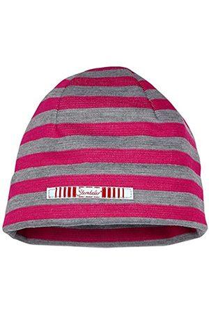 Girls Beanies - Sterntaler Girl's Beanie Hat, -Rot (Magenta 745)