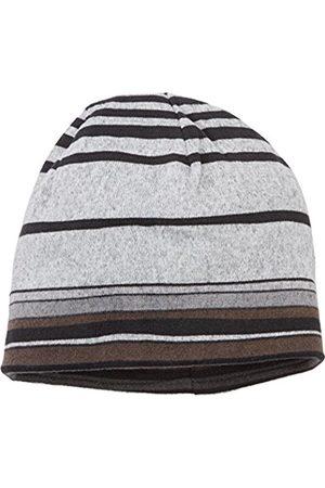 Boys Beanies - Sterntaler Boy's Beanie Hat, -Schwarz (Schwarz 590)