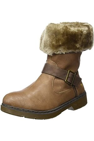 Women Ankle Boots - Mustang Women's 1235-603 Ankle Boots, -Braun (33 Natur)