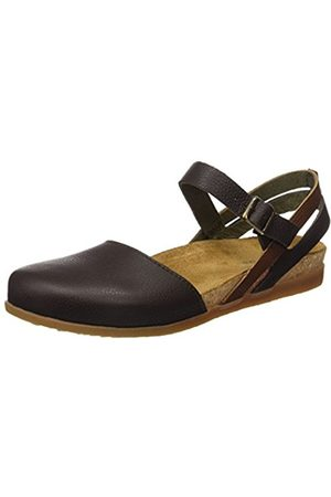 cb6bbf1bd705e Closed toe Leather women s sandals