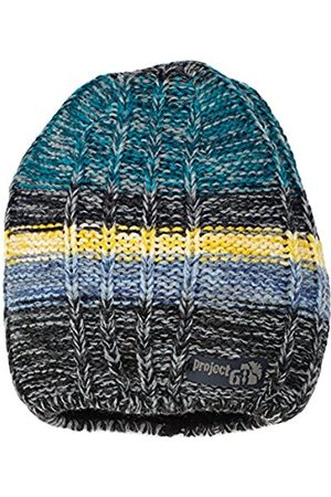 Boys Hats - Sterntaler Boy's Strickmütze Hat, -Grau (Anthrazit Melange 592)