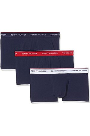 Men Boxer Shorts - Tommy Hilfiger Men's 3P LR Trunk Shorts