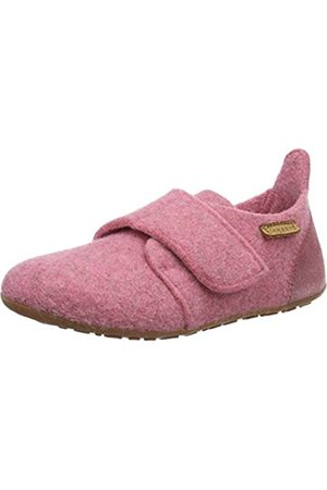 Brogues & Loafers - Bisgaard Unisex Kids' Hausschuhe-Wool Velcro Loafers