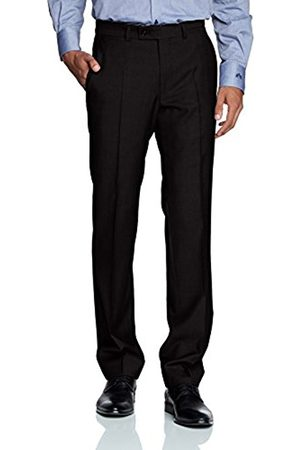 Men Trousers - Daniel Hechter Men's Hose Baukasten 5642 7951 Tapered Suit Trousers