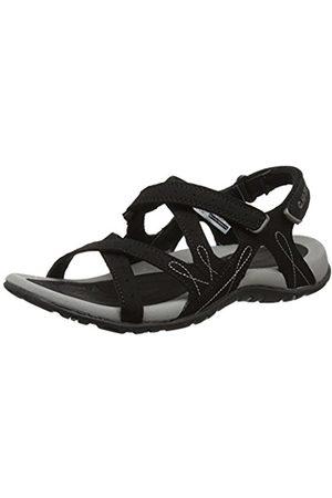 Women Sandals - Hi-Tec Waimea Falls Womens, Women's Open Sandals, - Schwarz (023)
