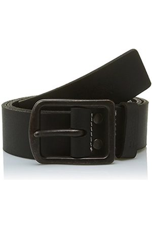 Men Belts - Dickies Men's Helmsburg Belt-Noir ( )