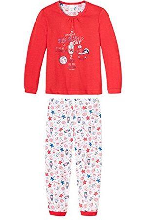 Girls Bathrobes - Schiesser Girl's Pyjama Set - - 3 Years
