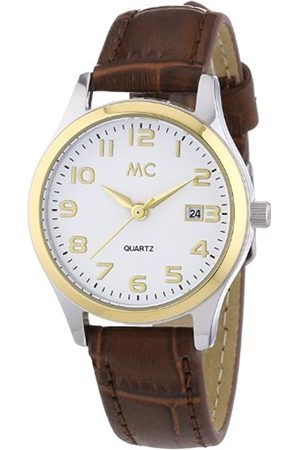 MC Women's Quartz Watch 51268 with Leather Strap