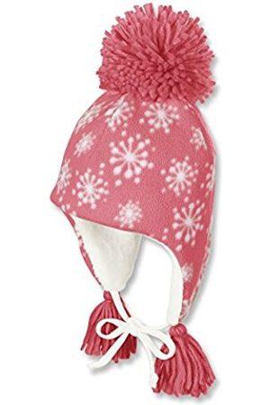 Hats - Sterntaler Baby Girls' Inkamütze Hat, -Rosa (Coralle 736)